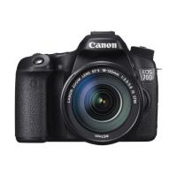CANON EOS 70D+18-135 IS STM + SanDisk SDHC 32GB Ultra ZDARMA