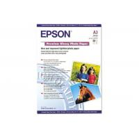 Epson Ink-Jet pap�r A3, 251g, 20 list� lesk