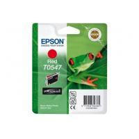 Epson T0547 Red cartridge pro Epson R800, R1800