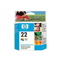 HP C9352AE cartridge č.22 barevná