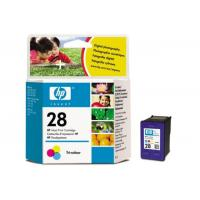 HP C8728AE cartridge č.28 barevná
