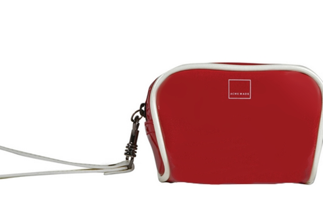 ACME MADE Bowler Pouch Red