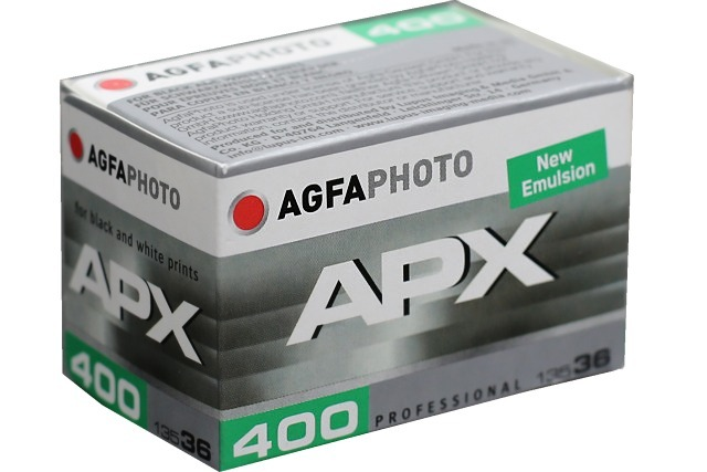 AGFA APX 400/36