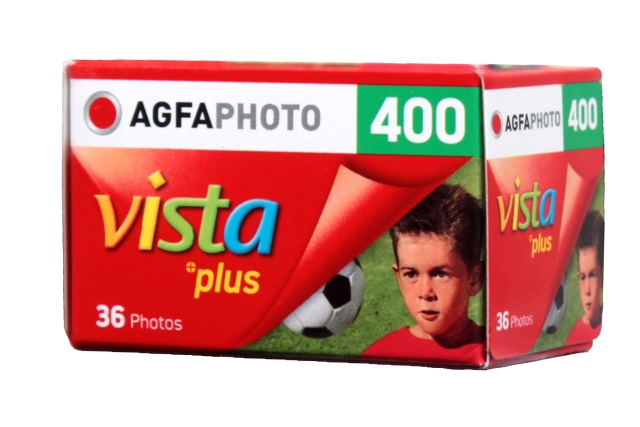 AGFA Vista Plus 400/36
