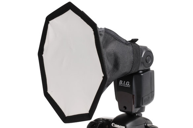 BIG Octa Mini Softbox 18cm