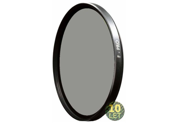 B+W 103 MRC šedý ND filtr 72mm Neutral Density 8x Multi Resistant Coated