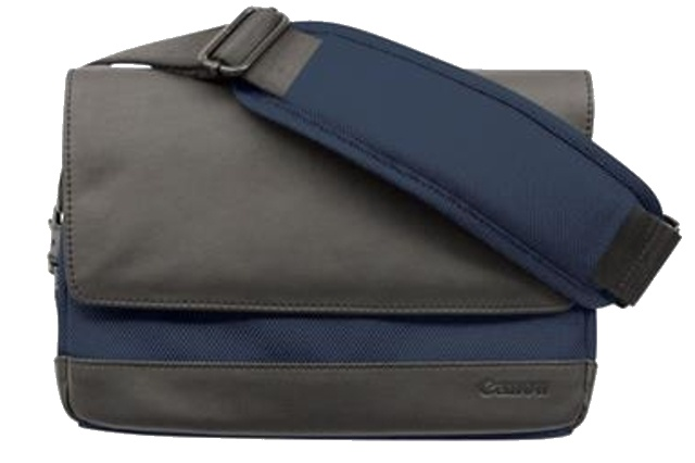 CANON CB-SB100 Conventional Shoulder Bag Blue fotobrašna
