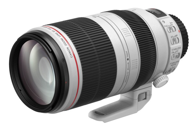CANON EF 100-400mm f/4,5-5,6L IS II USM Zoom objektiv