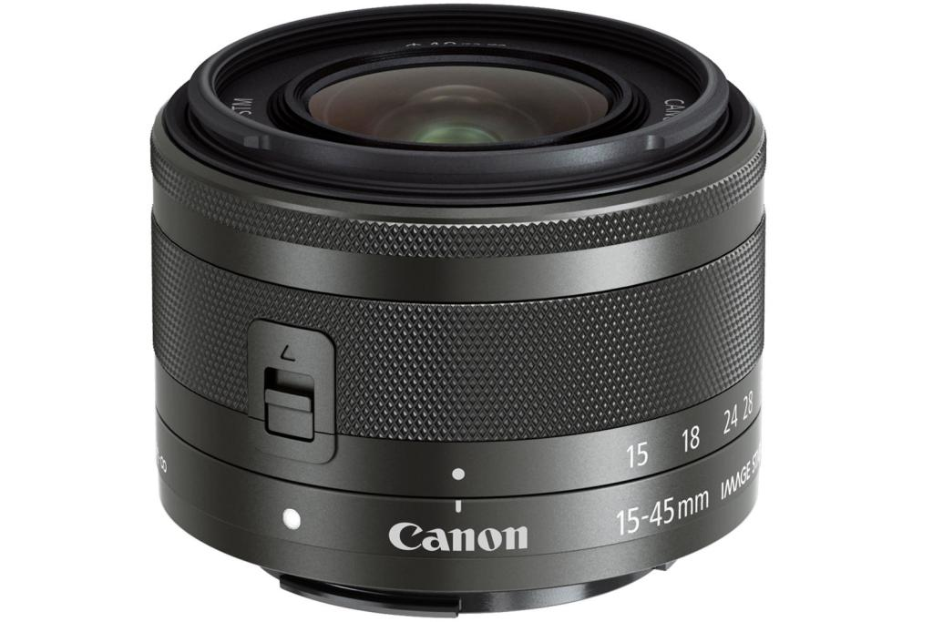 CANON EF-M 15-45/3,5-6,3 IS STM Graphite