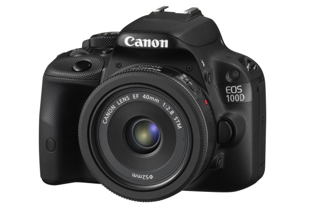 CANON EOS 100D 18-55 IS STM + 40mm f/2.8 STM + Photoshop Elements 12