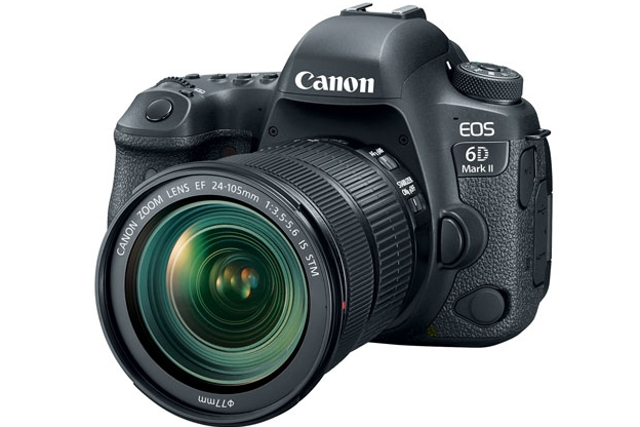 CANON EOS 6D Mark II + 24-105 IS STM Kit