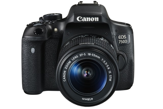 CANON EOS 750D+18-55 IS STM