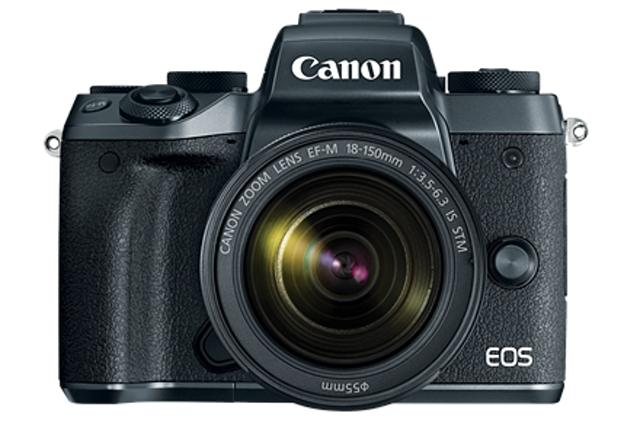 CANON EOS M5 + 18-150 IS + ADAPTER