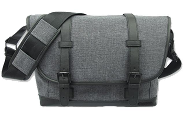 CANON MESSENGER BAG MS10 GREY TEXTILE