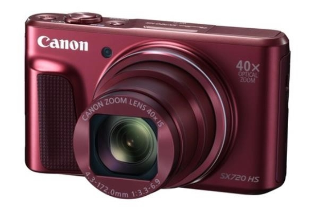 CANON Powershot SX 720 HS Red
