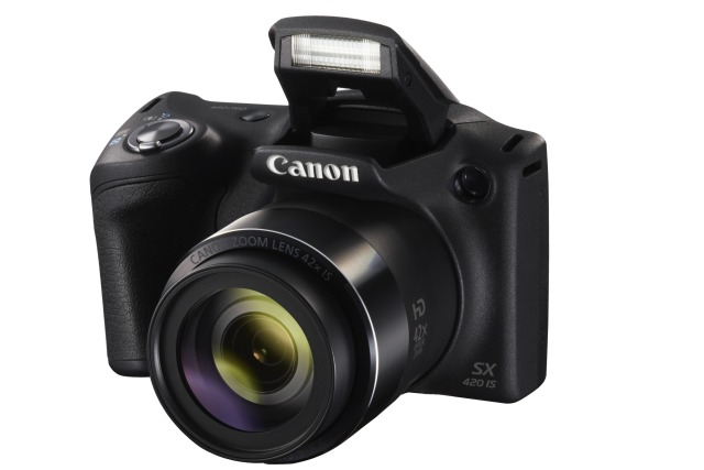 CANON Powershot SX 420 IS Black