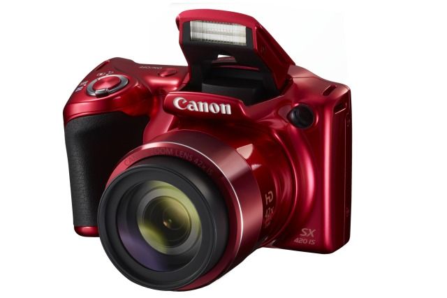 CANON Powershot SX 420 IS Red