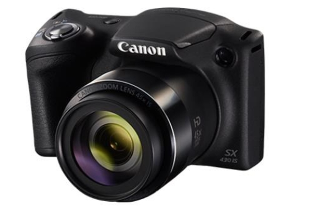CANON Powershot SX 430 IS Black