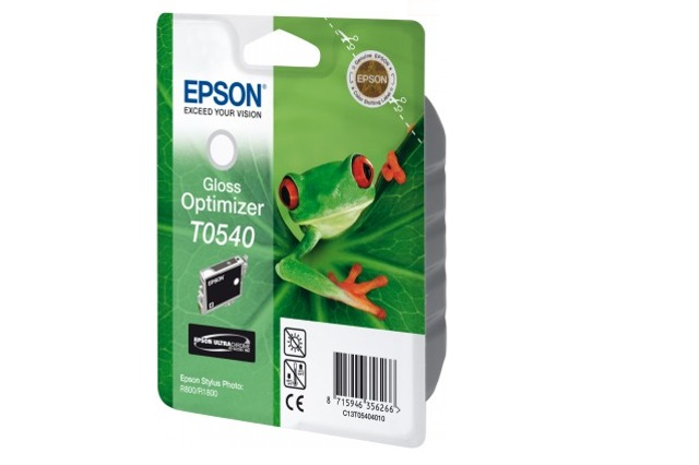 Epson T0540 Gloss Optimizer pro Epson R800, R1200
