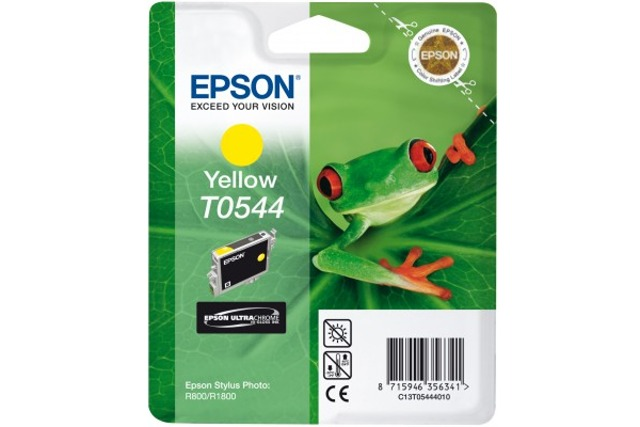Epson T0544 Yellow cartridge