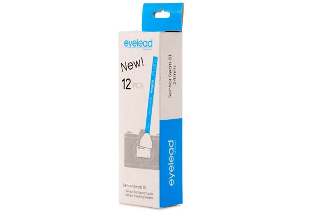 Eyelead Sensor Cleaning Swabs - sada stíracích tyčinek 24mm (12ks)