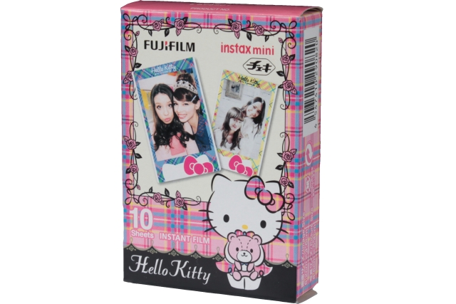 FUJIFILM HELLO KITTY Instax mini film pro 10 fotografií