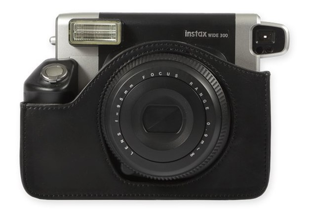 FUJIFILM Instax 300 LEATHER CASE BLACK