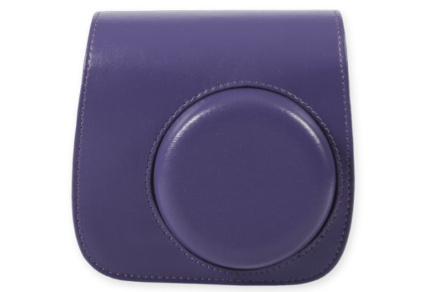 FUJIFILM Instax Mini 8 Leather Case Purple