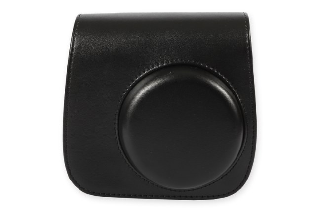 FUJIFILM Instax Mini 8 Leather Case BLACK