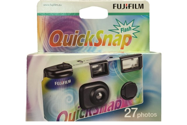 FUJIFILM QuickSnap Flash 400/27