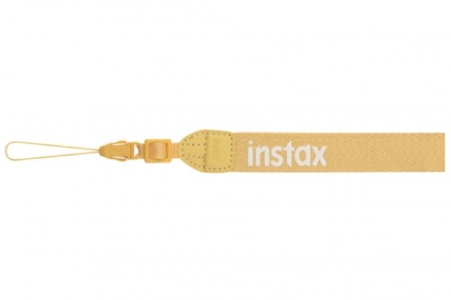 FUJIFILM Instant Neck strap YELLOW