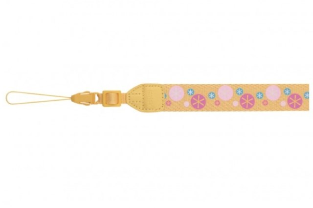 FUJIFILM Instant Neck strap YELLOW Design STARLE