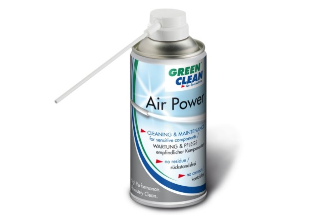 Green Clean AIR Power 250ml stlačený vzduch