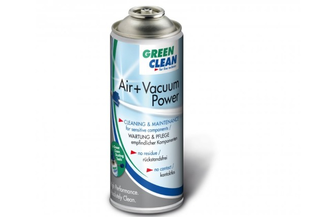 Green Clean AIR/Vacuum Power 400ml stlačený vzduch