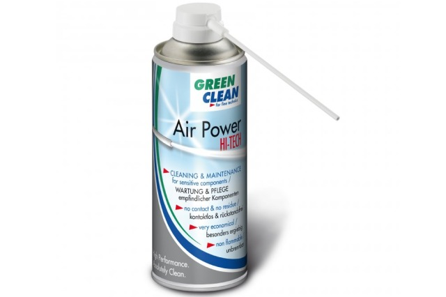 Green Clean CO2 Hi Tech Standart 400ml