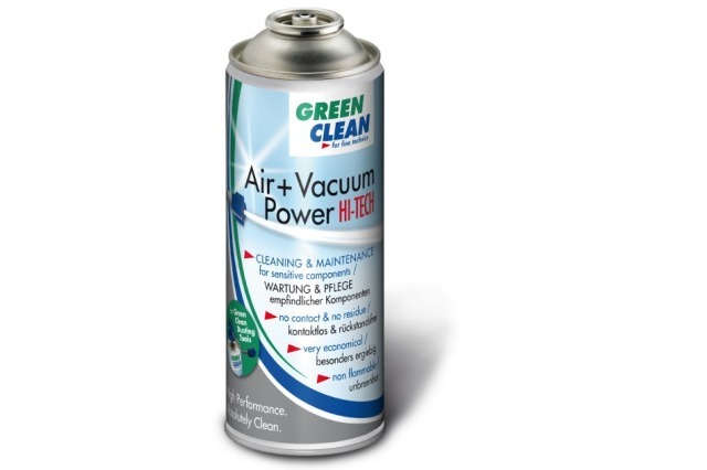 Green Clean Hi-Tech Air/Vacuum Power 400ml stlačený vzduch
