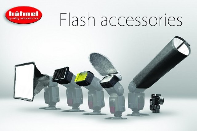HÄHNEL Universal Flash Accessory Kit-set difuzérů,softboxu,komínku,držáku