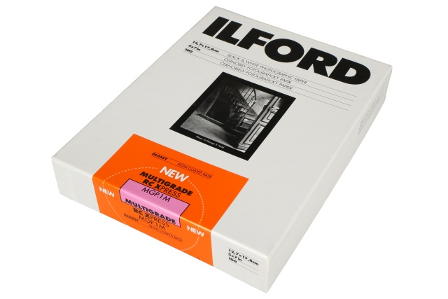 Ilford 13x18cm/100 listů RC MG.1M X-PRESS lesk