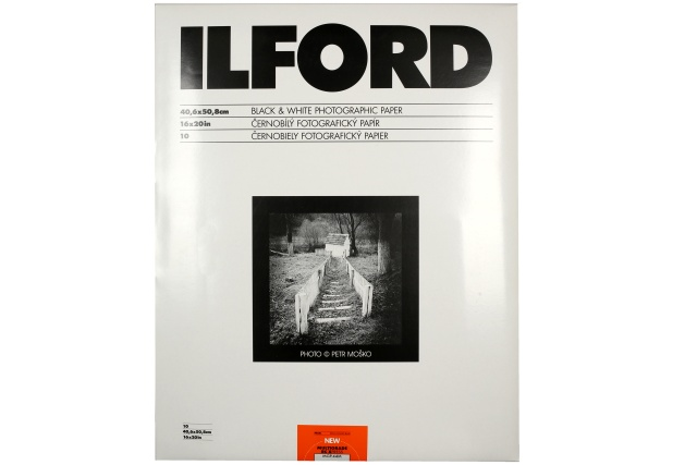 Ilford 40x50cm/10 list� RC MG.44M X-PRESS jemn� velvet - Kliknut�m zobraz�te detail obr�zku.