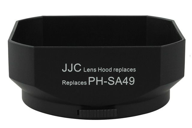 JJC PH-SA 49mm sluneční clona, alternativa za Pentax PH-SA 49mm