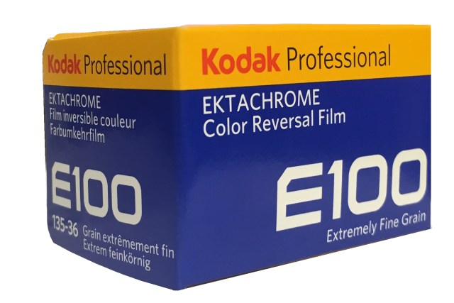 KODAK EKTACHROME 100/36