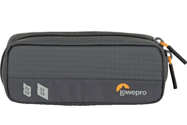 LOWEPRO GearUp Memory Wallet 20 (150 x 40 x 60mm) - Grey