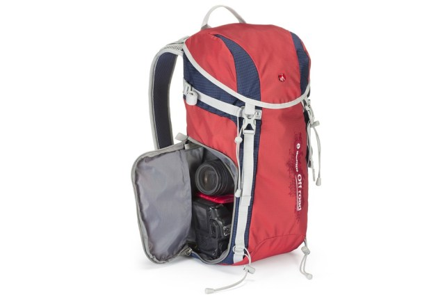 4474a79a53 MANFROTTO Off road HIKER 20L RED
