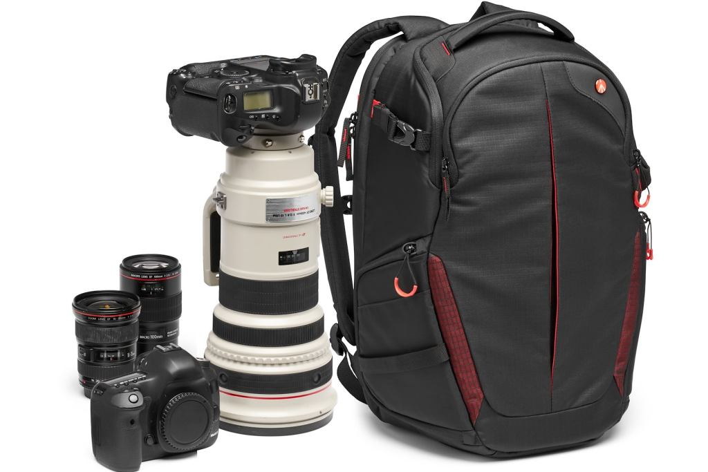 MANFROTTO Pro Light backpack RedBee-310 for DSLR/c