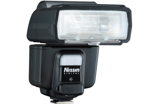 Blesk NISSIN i60A pro Canon