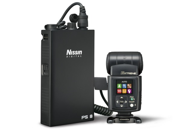 NISSIN Power Pack PS8N pro Canon