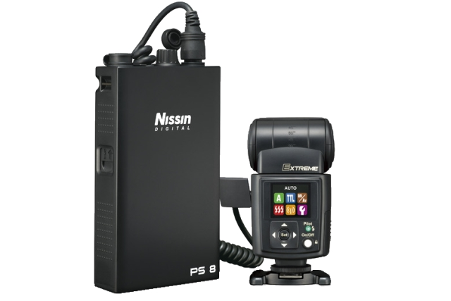 NISSIN Power Pack PS8 pro Sony