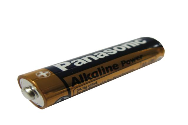 Panasonic AAA power alkalická baterie