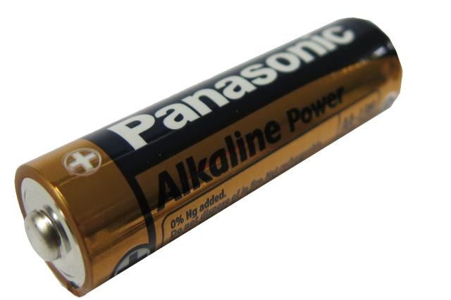 Panasonic AA power alkalická baterie