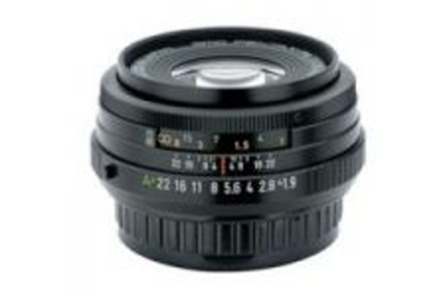 Pentax smc PENTAX-FA 43mm f/1,9 Limited s pouzdrem (black)